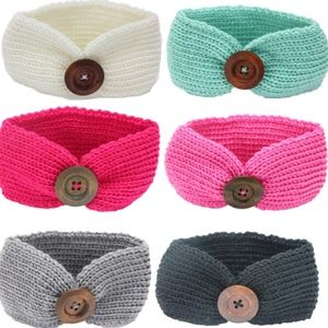 Other - 6 for $20 Crochet Baby Headwrap